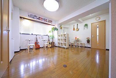 練習用の個室を完備