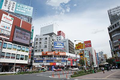 高田馬場駅から徒歩6分