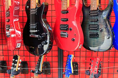 エレキギター&エレキベース(初級)